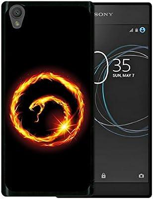 WoowCase Funda para Sony Xperia L1, [Sony Xperia L1 ] Silicona Gel ...