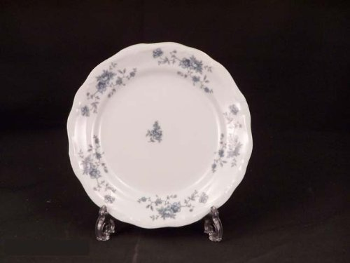 Blue Garland Bread Butter Plates - Johann Haviland Blue Garland Traditions Bread & Butter Plates