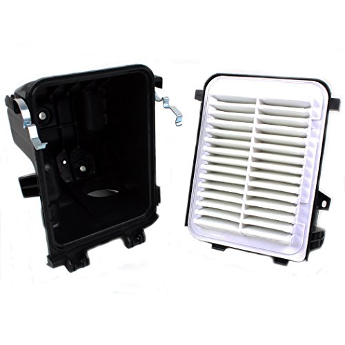 NEW Air Cleaner Filter Box / Housing Assembly (Upper & Lower) & Air Filter for 2006-14 TOYOTA YARIS 1.5L - 3 Year Warranty