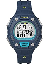 Timex Womens Ironman Classic 30 Lap | Interval Timer Blue Sport Watch TW5K93600