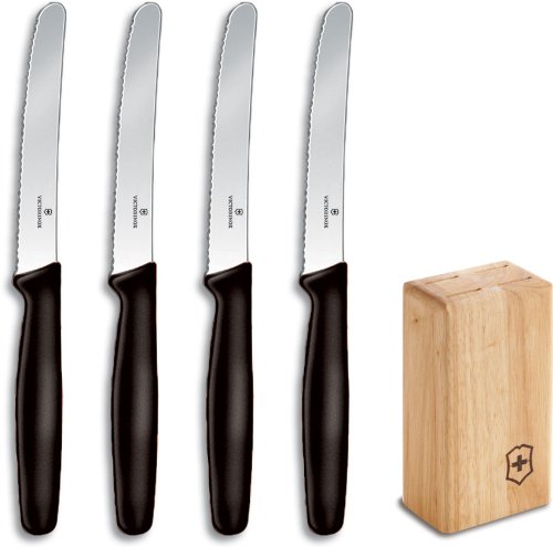 Victorinox VN677335 Swiss Classic Fivepiece Steak Review