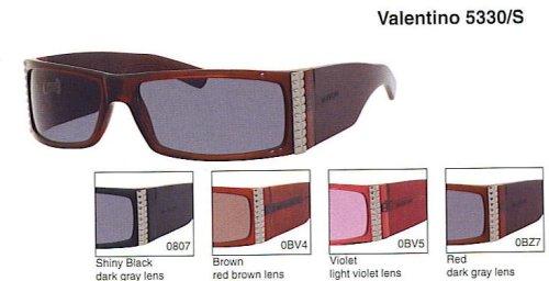 Amazon.com: Valentino 5330/S – Gafas de sol (lente de color ...