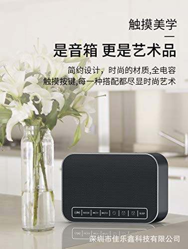 xingganglengyinBluetooth Speaker Light Touch pat Light Wireless Card Mobile Phone subwoofer Small Sound by xingganglengyin (Image #3)