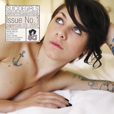 Read Online Suicidegirls 1: Papercuts 03, 2007 ebook