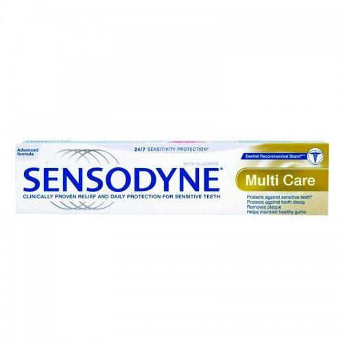 - Sensodyne, Toothpaste, Multi Care, 160 g (Pack of 1 tube)