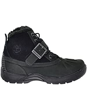 Earthkeepers Mallard Waterproof Mid Bungee Little Kids Boots Black 91735