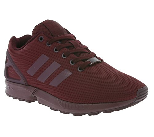 Adidas Originals Unisexe Zx Flux Rouge (bordeaux)