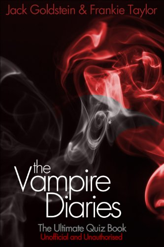 The Vampire Diaries - The Ultimate Quiz Book (English Edition)