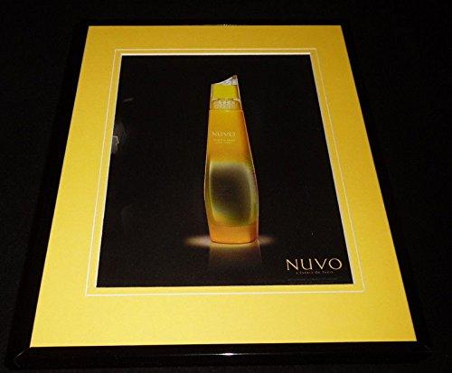 2011 Nuvo Liqueur Framed 11x14 ORIGINAL Vintage Advertisement