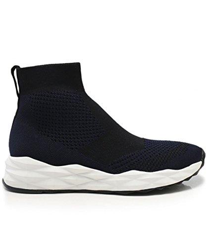 Zapatos Ash Space Footwear Midnight Zapatillas Negro Black Mujer 55r4qw6n