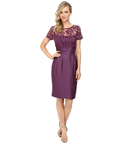 Adrianna Papell Womens Pleated Origami product image