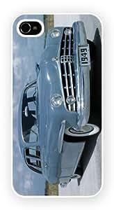 Lincoln Cosmopolitan I Blue iPhone 5 / 5s Funda Para Móvil Case Cover