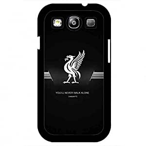 Attractive Liverpool FC The Premier League Cover Protect Slim Hard Shell,Bumper TPU Phone Funda for Samsung Galaxy S3