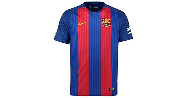d274161450621 Nike 776850-481 Jersey FC Barcelona para Hombre  Amazon.com.mx  Deportes y  Aire Libre