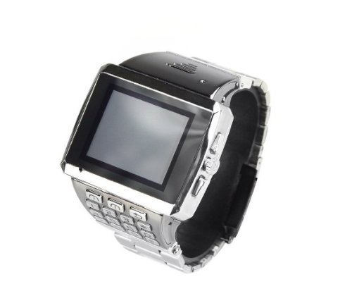 quad band cell phone watch - 5