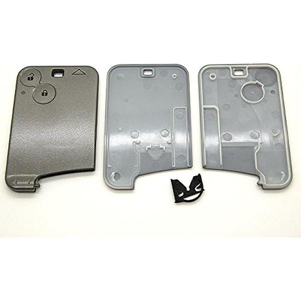 Carcasa de tarjeta mando a distancia para Renault Laguna Vel ...
