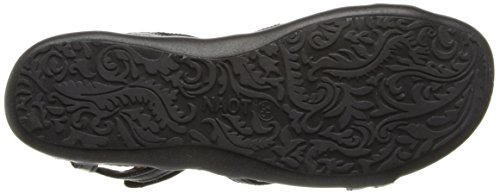 Black Womens Dorith Naot Leather Sandals nRSvWcUW