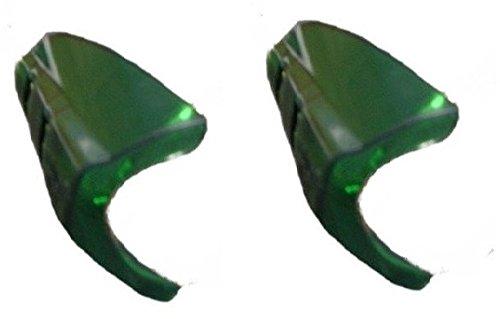 VisionAid 99707 Green Flex - Side Shields Sunglass