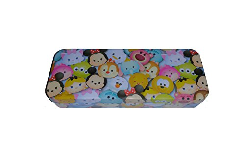 Licensed Character Tin Pencil Case (Tsum Tsum 3)