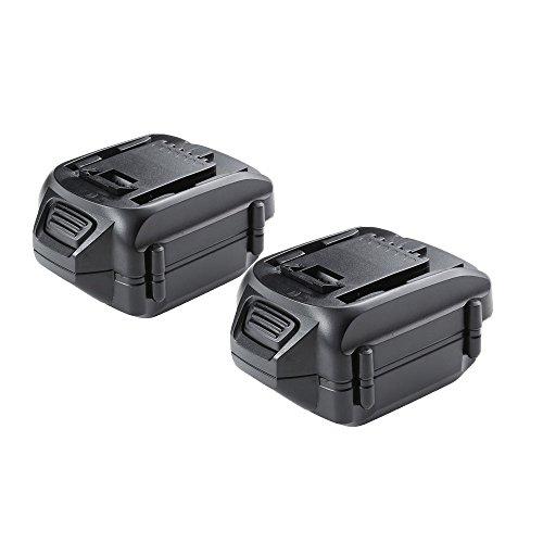 MASIONE 2 Pack 32V 3.0 Ah Slide Battery Pack for 32V WA3537