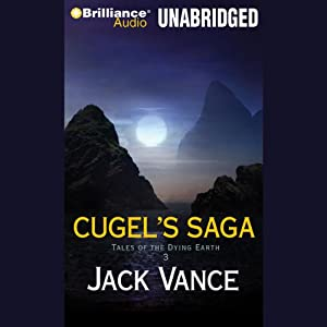 Cugel's Saga Audiobook