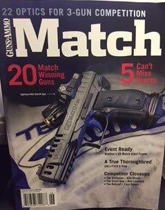 Guns & Ammo Match Magazine 2019