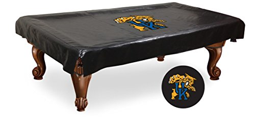 8' Kentucky Wildcat Billiard Table Cover by Holland Bar Stool Co.