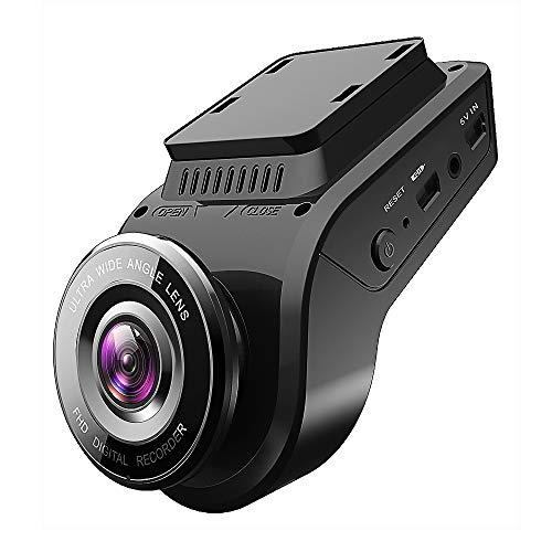 "Z-DADA 4K Dash Cam Built in WiFi GPS Car Dashboard Camera Recorder UHD 2160P, 2.0"" LCD, 170° Wide Angle, WDR, Night Vision Z-DADA"