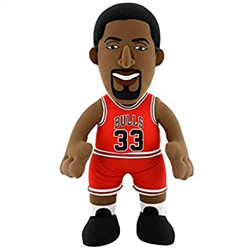 NBA Scottie Pippen Chicago Bulls - Muñeco, multicolor