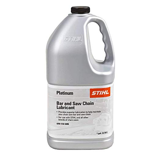 Stihl 0781 516 5005 Platinum Bar And Chain Lubricant, 1 Gallon