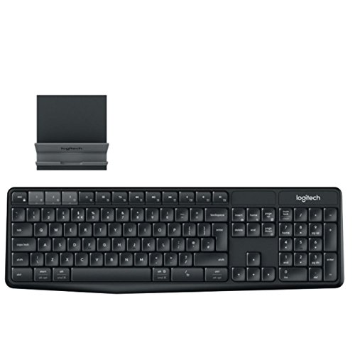 437bb458ee0 Amazon.in: Buy Logitech K375s Multi Device Keyboard Online at Low Prices in  India | Logitech Reviews & Ratings