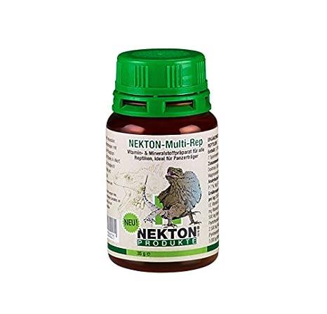 Nekton 220035 Multi-Rep Vitamins and Minerals for All Reptiles, 35g