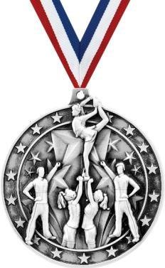 クラウンAwards Cheer Medals – 2