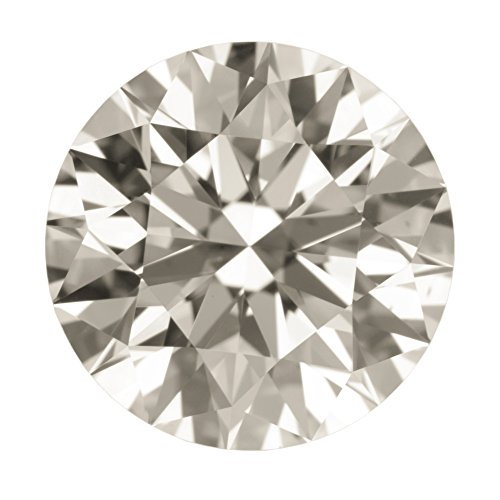 Real Rare Natural 0.40 Carat GIA Certified W-X VS2 Loose Wholesale Round Brilliant Cut Diamond Earth Mined for Engagement Ring Pendant or Necklace Solitaire Bridal Gold Jewelry Birthday 29941011 by Rothem Collection