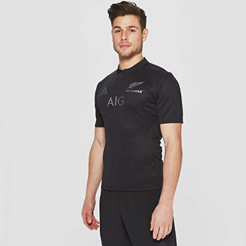 2015 New Zealand All Blacks Home Rugby Shirt