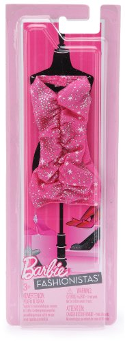 Barbie Fashionistas Glitter Glam Outfit