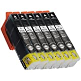 ICBK70/70L 互換インク エプソン ブラック 6個セット IC70 EPSON ICチップ付 1年保証付