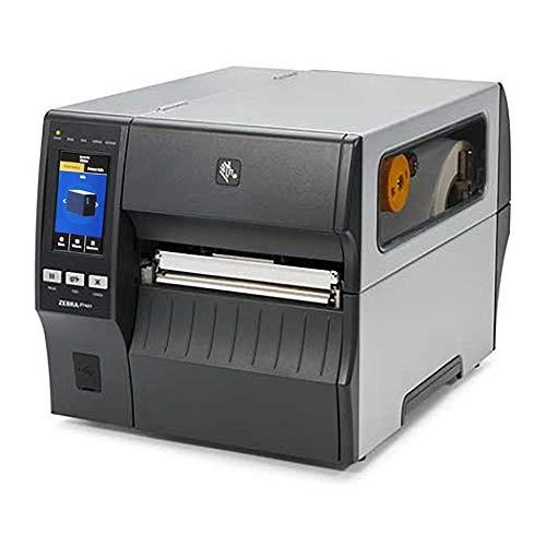 Zebra ZT421 - Impresora con cúter (203 ppp, termodirecta ...