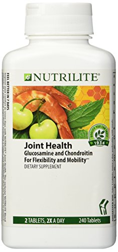 Nutrilite Joint Health - Glucosamine and Chondroitin  - 240 Tablets