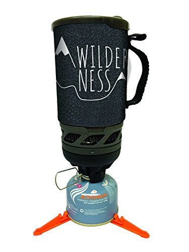 Jetboil Flash Wilderness Camp Stove by Jetboil