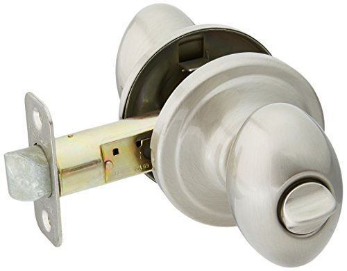 kwikset door knobs silver - 4