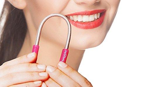 Epil-X Twist - Twisting Tweezer Instant Facial Hair Remover (Refill Twist Blades Trimmer)