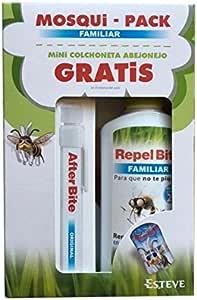 MOSQUI PACK FAMILIAR + MINI COLCHONETA ABEJONEJO GRATIS: Amazon.es: Hogar