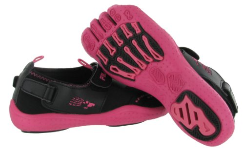 Black Slide Drainage Womens Toes Fila Pink Hot Ez Skele HxfY6wnwUq