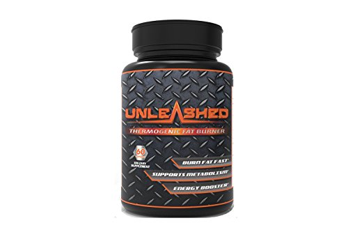 UNLEASHED 60 CT || Thermogenic Fat Burner for Fall & Winter|| Muscle-preserving || For Men And Women || Weight Loss and Appetite Suppression || SATISFACTION GUARANTEE||