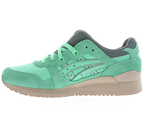 Beige H6w7n Grün Femme Chaussures Asics wFCxtq4gw