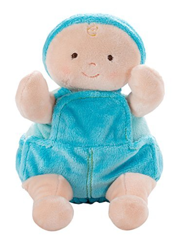 North American Bear Rosy Cheeks Overall Baby Boy Doll by North American Bear