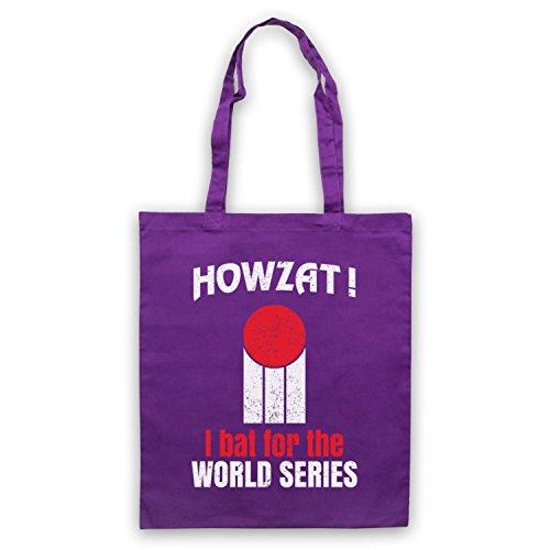 Howzat Cricket Morado As Worn Bolsa By World Bat De The For Asas Lillee Series I Dennis xFxfRrB