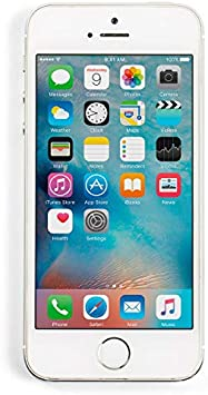 Apple iPhone 5S 64GB blanco/plata smartphone como NUEVO en ...