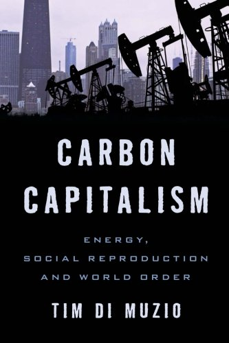 Carbon Capitalism: Energy, Social Reproduction and World - Fossil International Orders